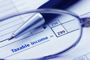 lowering income tax